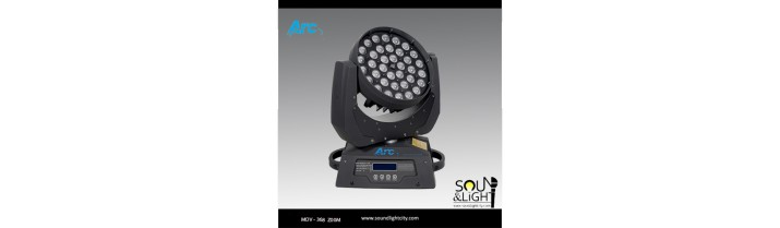 MOV LED-368 ZOOM